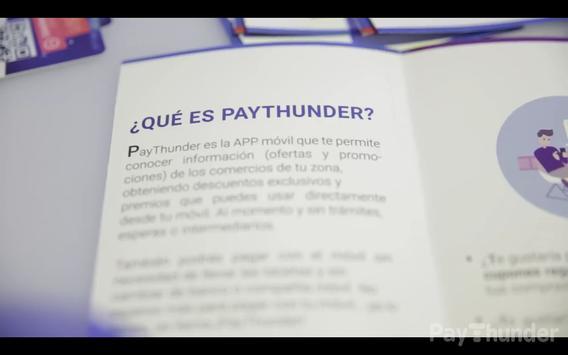 PayThunder TV apk screenshot