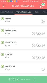 Magnum Delhi Restaurant screenshot 1