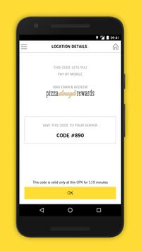 CPK Pizza Dough apk screenshot