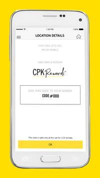CPK Rewards apk screenshot