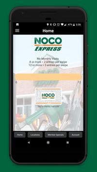 NOCO Express screenshot 1