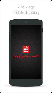 Pay Your Cash poster