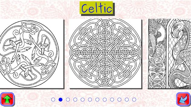 Coloring Books for Adults lite apk screenshot