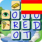 Spanish Picture Crosswords icon