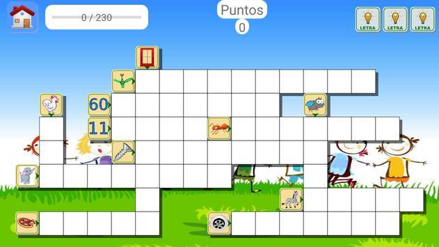 Spanish Picture Crosswords screenshot 3