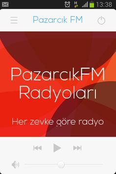 PazarcikFM poster