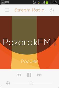 PazarcikFM screenshot 2