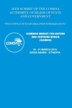 COMESA SUMMIT apk screenshot
