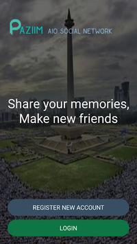 PAZIIM Media Sosial screenshot 1