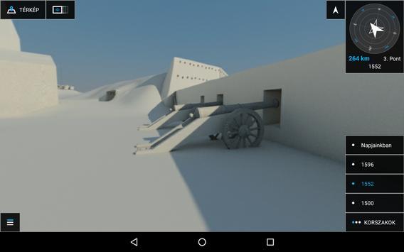 Virtuális Időutazás - Eger apk screenshot