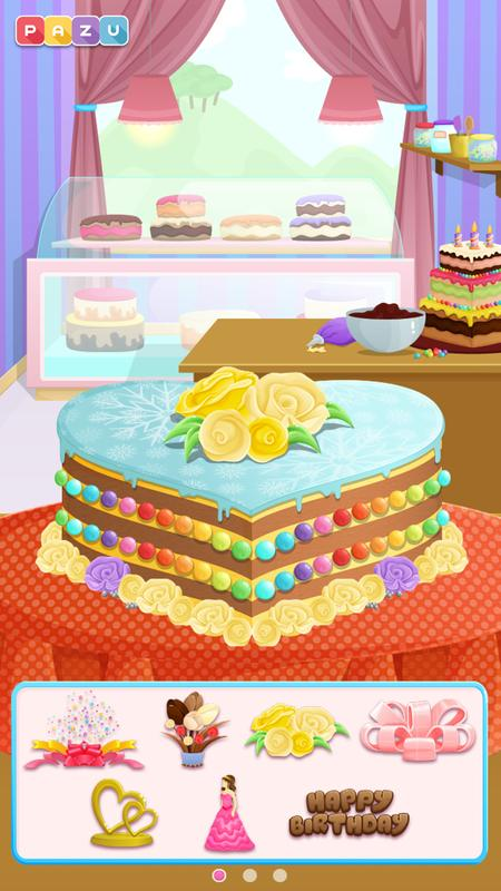 App That Lets You Design Cakes Free