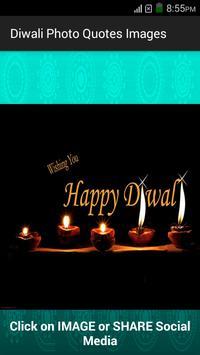 Diwali Photo Quotes Images apk screenshot