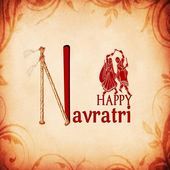 Navratri Photo Quotes Images icon