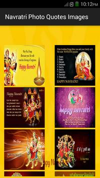 Navratri Photo Quotes Images apk screenshot