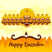 Dussehra Photo Quotes Images icon