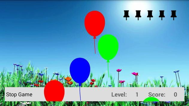 Balloon Burst poster
