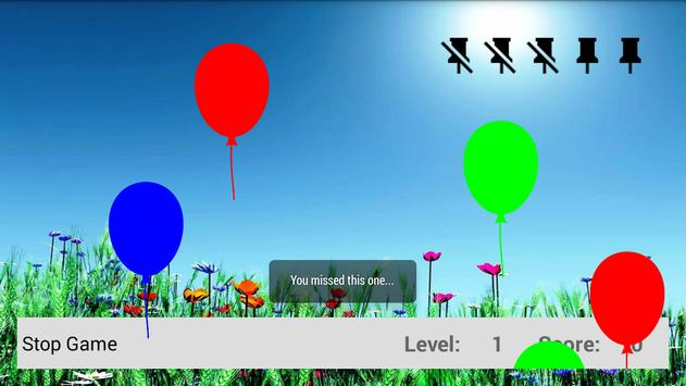 Balloon Burst apk screenshot