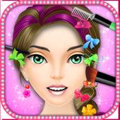 Hair Tattoo Princess Beauty icon