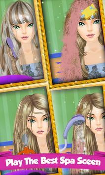 Hair Tattoo Princess Beauty apk screenshot