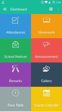 Prabhavati School(Parents App) poster