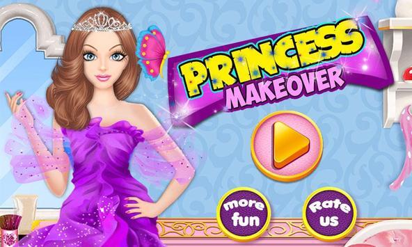 Princess Glamorous Makeover 17 apk screenshot