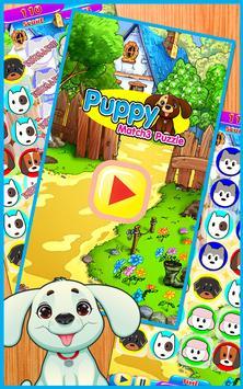 Paw Puppy Match3 Patrol. Amazing Game poster