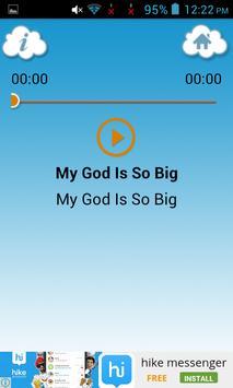 Bible Songs For Kids apk screenshot