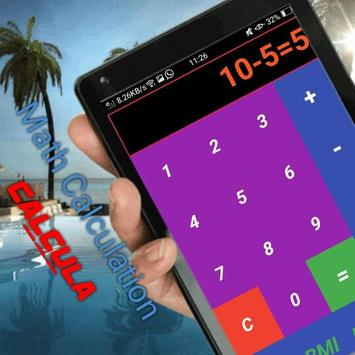 Math Calculation Calculator - Neo Calculator screenshot 4