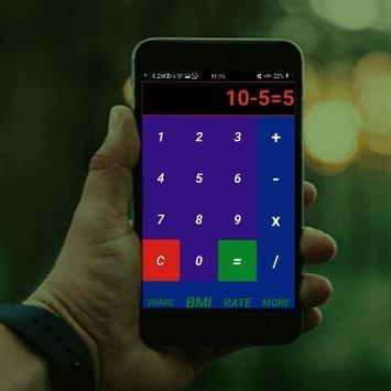 Math Calculation Calculator - Neo Calculator screenshot 5