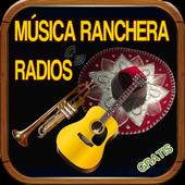 Música Ranchera Radios icon