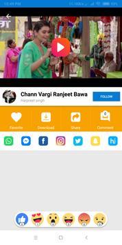 Punjabi Status Videos screenshot 2