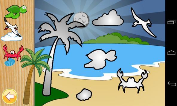 Animal Puzzle screenshot 3