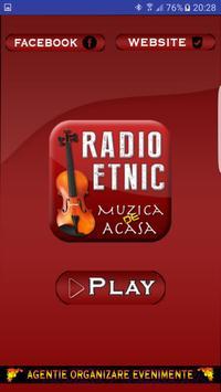 Radio Etnic apk screenshot