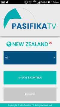 Pasifika TV apk screenshot