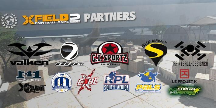 XField Paintball 2 Multiplayer ảnh chụp màn hình 23