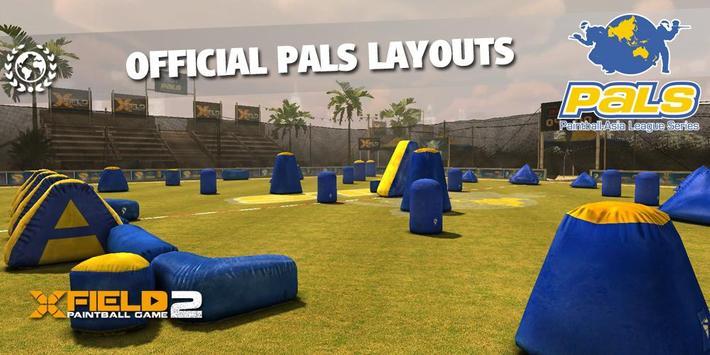 XField Paintball 2 Multiplayer ảnh chụp màn hình 5