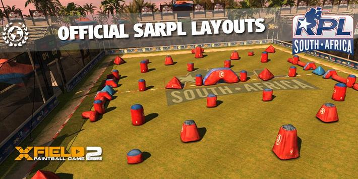 XField Paintball 2 Multiplayer ảnh chụp màn hình 6