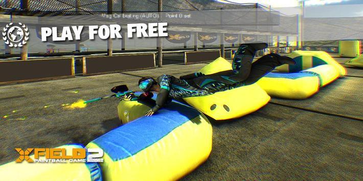 XField Paintball 2 Multiplayer ảnh chụp màn hình 8