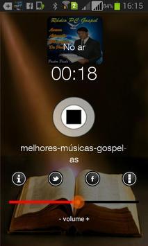 Rádio Pc Gospel DF poster
