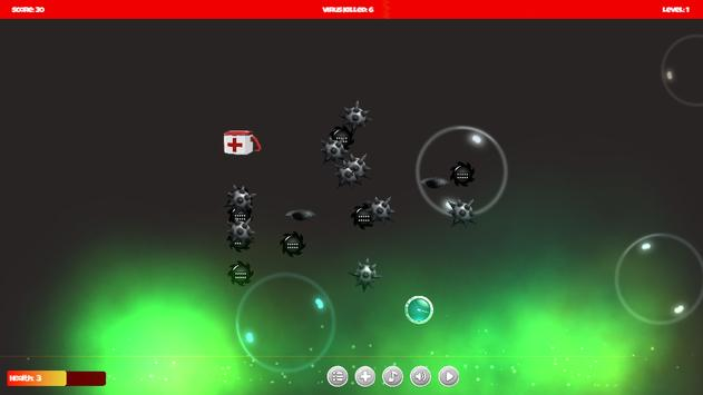 Surround It - Plagues & Virus apk screenshot