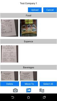 Paperchase DocManager screenshot 3