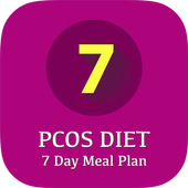 7 Day PCOS Diet Plan icon