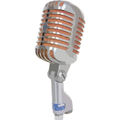 Microphone - Hearing Aid icon