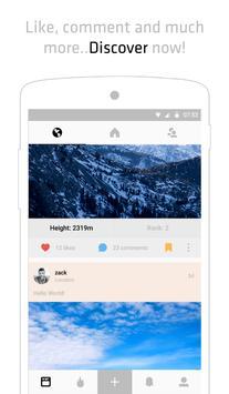 Rankzone - Share Your Height Worldwide apk screenshot
