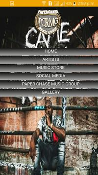 PaperChase Music Group poster