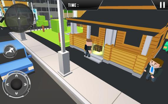 Hello Blocky Neighbour in Town apk screenshot
