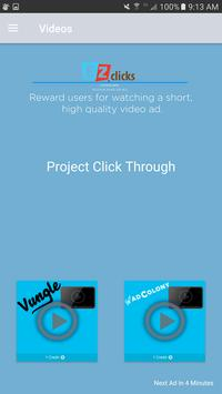 EZClicks apk screenshot