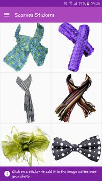 Scarves Stickers screenshot 3