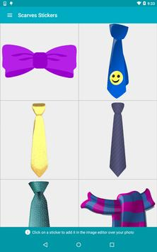 Scarves Stickers apk screenshot
