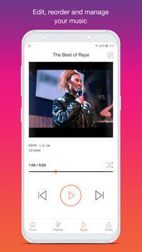 Mixxlist screenshot 3